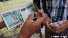 Myanmar Geld Geldscheine Kyat