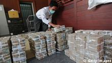 Myanmar bank notes (Getty Images)