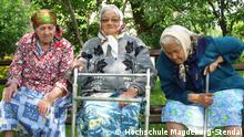 Fotoausstellung in Magdeburg Glücklich altern in der Ukraine