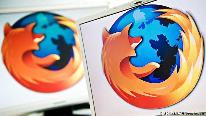 Logo des Mozilla Firefox Browsers (Foto: Getty Images)