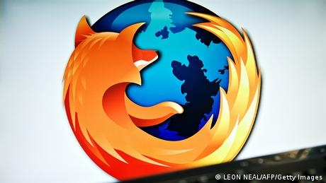 Logo for Mozilla Firefox Browser (LEON NEAL/AFP/Getty Images)