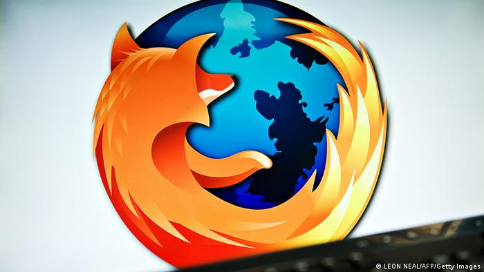 Internet Logo Mozilla Firefox Browser (LEON NEAL/AFP/Getty Images)
