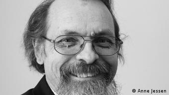Porträt von Prof. Hans Diefenbacher, Umweltökonom aus Heidelberg (Foto: Anne Jessen)