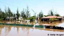 Mosambik Überflutung