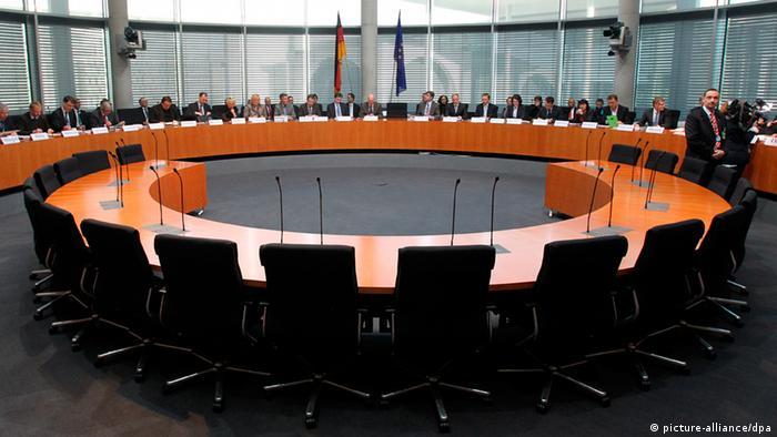 Enquete-Kommission Wachstum, Wohlstand, Lebensqualität (Foto: picture-alliance/dpa)