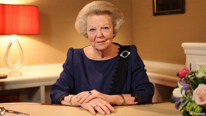 Princess Beatrix of the Netherlands (Reuters)