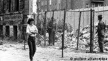 Berlin Mauer 1980