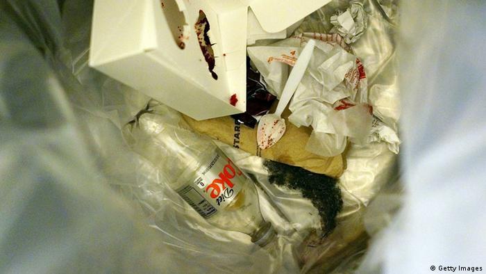 Verschwendung von Lebensmitteln