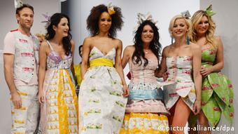 Sustainable fashion presented at the Berlin Fashion Week