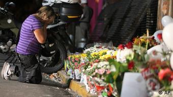 Brasilien Trauer in Santa Maria nach Diskothekenbrand