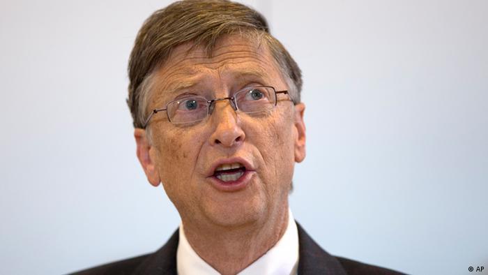 Власник компанії Microsoft Білл Гейтс