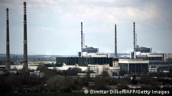 Kozloduy nuclear plant in Bulgaria (DIMITAR DILKOFF/AFP/Getty Images)