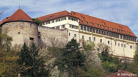 Galerie Elite-Universitäten in Deutschland Universität Tübingen