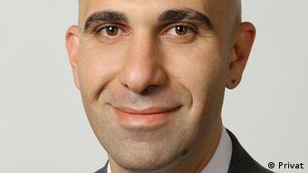 Ahmed Mansour von Heroes, einer NGO, die gegen Anti-Semitismus bei arabischen Jugendlichen kämpft. Aufnahme: privat Zugeliefert von Naomi Conrad.