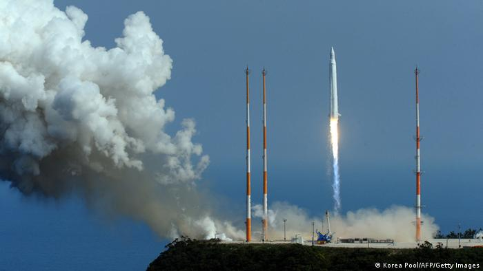 South Korea Successfully Launches First Rocket Into Space