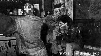 Wolfgang Müller in Chaos 1980. Photo: Elfi Fröhlich; © VG Bild-Kunst, Bonn 2012