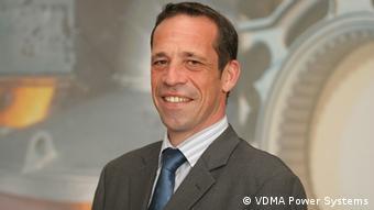 Aktuelle Energiepolitik ist Gift für die Windbranche: Thorsten Herdan vom VDMA