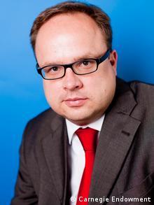 Jan Techau, director del think tank Carnegie Europe con sede en Bruselas.