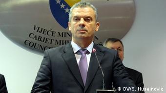 Ministar Radončić: Keljmendi bi trebalo da bude izručen BiH
