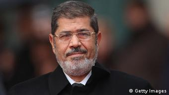 President Mohamed Mursi (Photo by Sean Gallup/Getty Images)