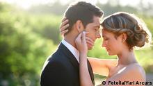 Symbolbild Hochzeit Eheschliessung