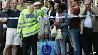 Nach zweiten Bombenanschlag in London