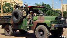 Mali Frankreich französische Truppen in Gao