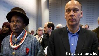 Eric Dooh und Geert Ritsema (Foto: picture alliance)