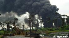 Umweltverschmutzung im Nigerdelta