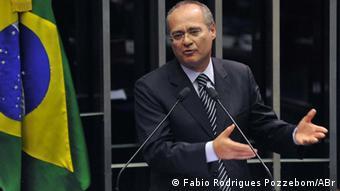 Der brasilianische Senator Renan Calheiros