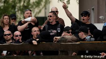 German neo-Nazis (Photo by Sean Gallup/Getty Images)