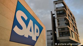 Штаб-квартира SAP в Вальдорфе