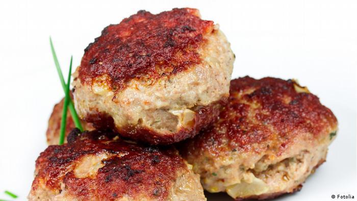 Pitadas: Frikadelle, o bolinho de carne alemão