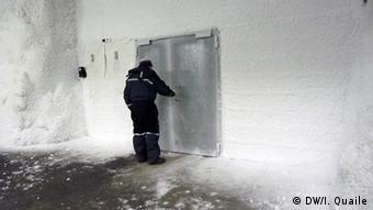 Svalbard, Global Seed Vault