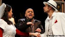 Brasilien Bettleroper von Chico Buarque in Neukölln Oper Berlin