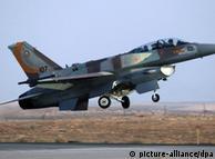 Израильские истребители F-16 (фото из архива)