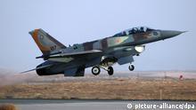 مقاتلات ف-16 التابعة للجيش الإسرائيلي