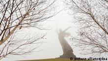 Russland Denkmal Mutterland in Wolgograd