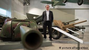 Йенс Венер в Военно-историческом музее