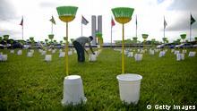 Brasilien Brasilia Protest gegen Korruption