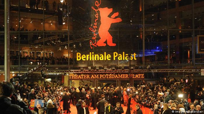 The Berlinale Palast. Copyright: imago/imagebroker Eröffnung der 61. Berlinale,