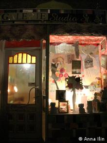 Galerie Studio St. St., Photo: Anna Ilin, Januar 2013