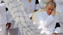 Kambodscha Begräbnisfeier König Norodom Sihanouk