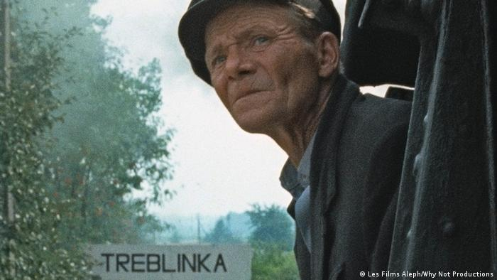 Shoah Land: FRA 1985 Regie: Claude Lanzmann Bildbeschreibung: Henrik Gawkowski © Les Films Aleph/Why Not Productions