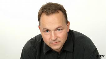 Claus Stäcker verantwortet die Afrika-Programme innerhalb der Multimediadirektion Regionen