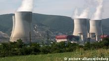 Atomkraftwerk in Frankreich Cruas