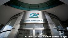 Credit Agricole Bank Frankreich