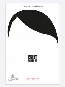 The cover of Er ist wieder da by Timur Vermes