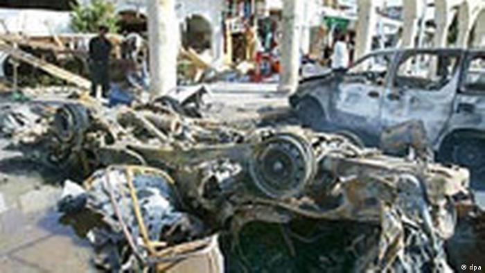 Scharm el-Scheikh terrorist attack, Egypt (dpa)