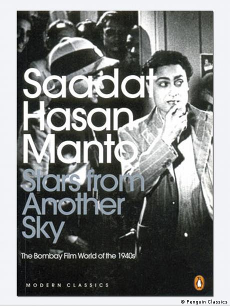Buchcover Saadat Hasan Manto Stars from another Sky